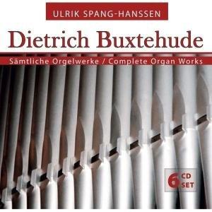 Buxtehude-Die Orgelwerke