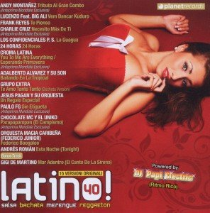 Latino! 40
