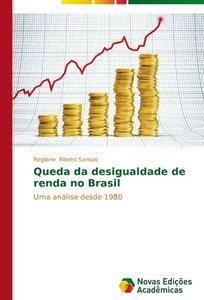 Queda da desigualdade de renda no Brasil