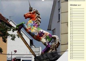 Unterwegs in Schwäbisch Gmünd (Wandkalender 2017 DIN A2 quer)