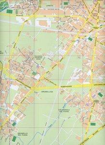 Bergamo City Plan1 : 10 000