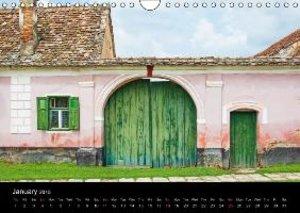 Transylvanian Farmhouses (Wall Calendar 2015 DIN A4 Landscape)