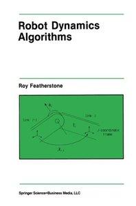 Robot Dynamics Algorithms