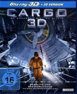 CARGO-Da draussen bist Du allein-3D-Blu-ray