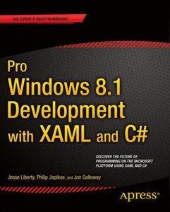 Pro Windows 8 Development with XAML and C
