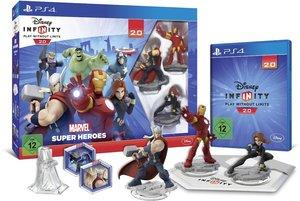 Disney Infinity 2.0: Marvel Super Heroes Starter-Set (2)