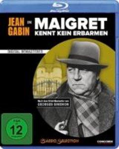 Maigret kennt kein Erbarmen (Blu-ray)