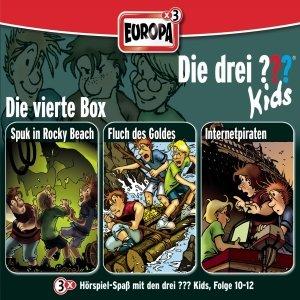 Die drei ??? Kids 3er Box - Folgen 10-12 (Fragezeichen)