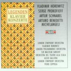 Legenden-Horowitz/Schnabel