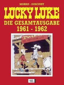 Lucky Luke Gesamtausgabe 1961 - 1962