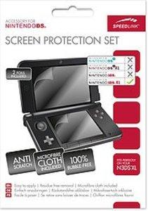 Speedlink SL-5251 SCREEN Schutzfolien PROTECTION SET für N3DS® X