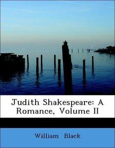 Judith Shakespeare: A Romance, Volume II