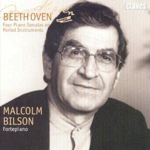 Vier Klaviersonaten Auf Historischen Instrumenten