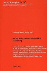 31 e Symposium International FESF Strasbourg