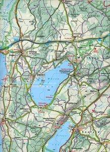 KuF Deutschland Outdoorkarte 27 Starnberger See - Ammersee 1 : 3