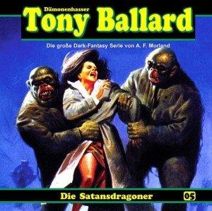 Tony Ballard 5-Satansdragoner
