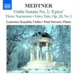 Werke F.Violine U.Klavier V.1