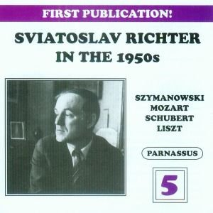 Richter in the 1950s-Vol.5