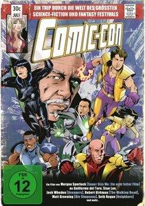 Comic Con Episode IV: Ein Trip durch die Welt des größten Scienc