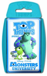Heidelberger WM340 - Top Trumps - Monster University