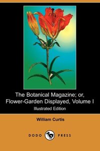 BOTANICAL MAGAZINE OR FLOWER-G