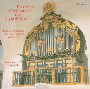 Iberische Orgelmusik Siglo De Oro