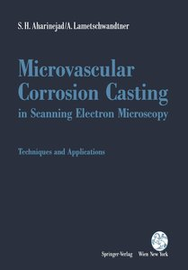 Microvascular Corrosion Casting in Scanning Electron Microscopy