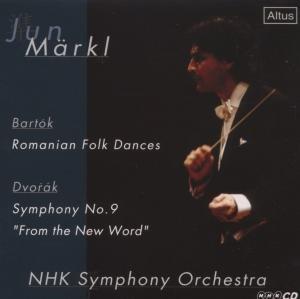 Romanian Folk Dances BB 76/Sinfonie 9 op.95