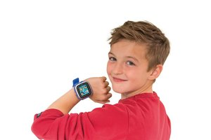 Vtech 80-155704 - Kidizoom Smart Watch in Blau