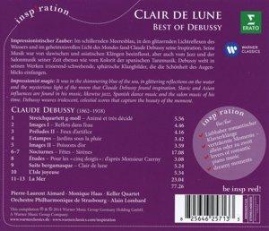 Clair De Lune:Best Of Debussy