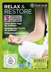 Gaiam-Relax & Restore