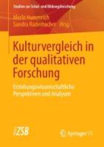 Kulturvergleich in der qualitativen Forschung