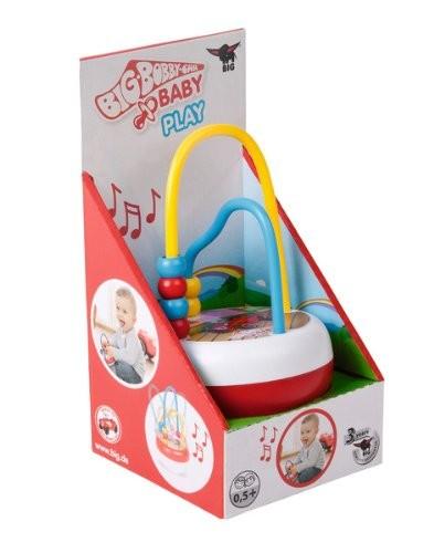 BIG 800055907 - Baby-Play, Motorikschleife - zum Schließen ins Bild klicken