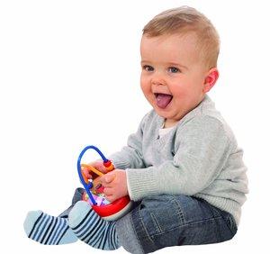 BIG 800055907 - Baby-Play, Motorikschleife