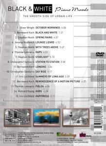 Black & White-Piano Moods-DVD