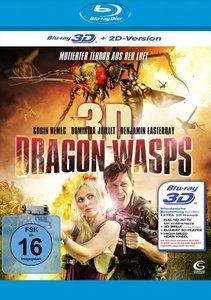 Dragon Wasps 3D - Mutierter Terror aus der Luft