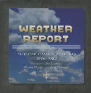 The Complete Weather Report/The Jaco Years-Columb