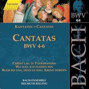 Kantaten Vol.2 BWV 4-6