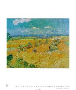 Vincent van Gogh - Kalender 2017