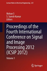 Proceedings of the Fourth International Conference on Signal and