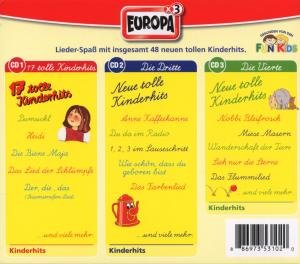 Fun Kids. Neue tolle Kinderhits