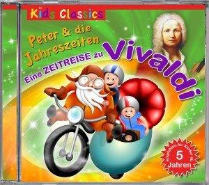 Eine Zeitreise zu Vivaldi-Peter Und Die Jahreszeit