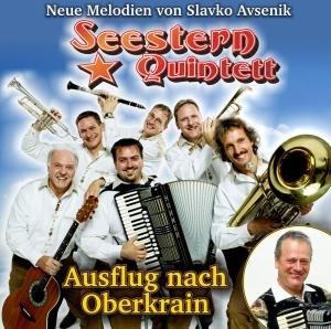 Ausflug Nach Oberkrain-Neue Melodien Von Slavko Av
