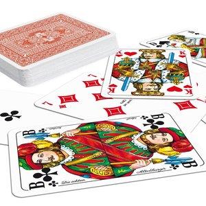 ASS Altenburger Spielkarten 70022 - Doppelkopf, franz.