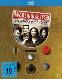 Warehouse 13 - Die komplette Serie