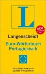 Langenscheidt Euro-Wörterbuch Portugiesisch