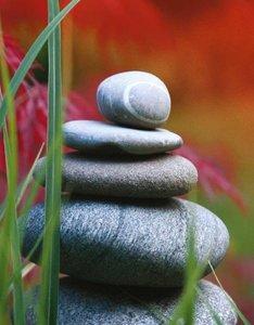 Zen Stones Blankbook