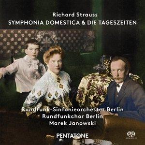 Symphonia Domestica/Die Tageszeiten