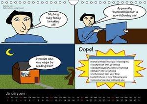 Dooley, B: BJ Dooley's it Toons Comicbook