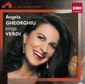 Angela Gheorghiu Sings Verdi